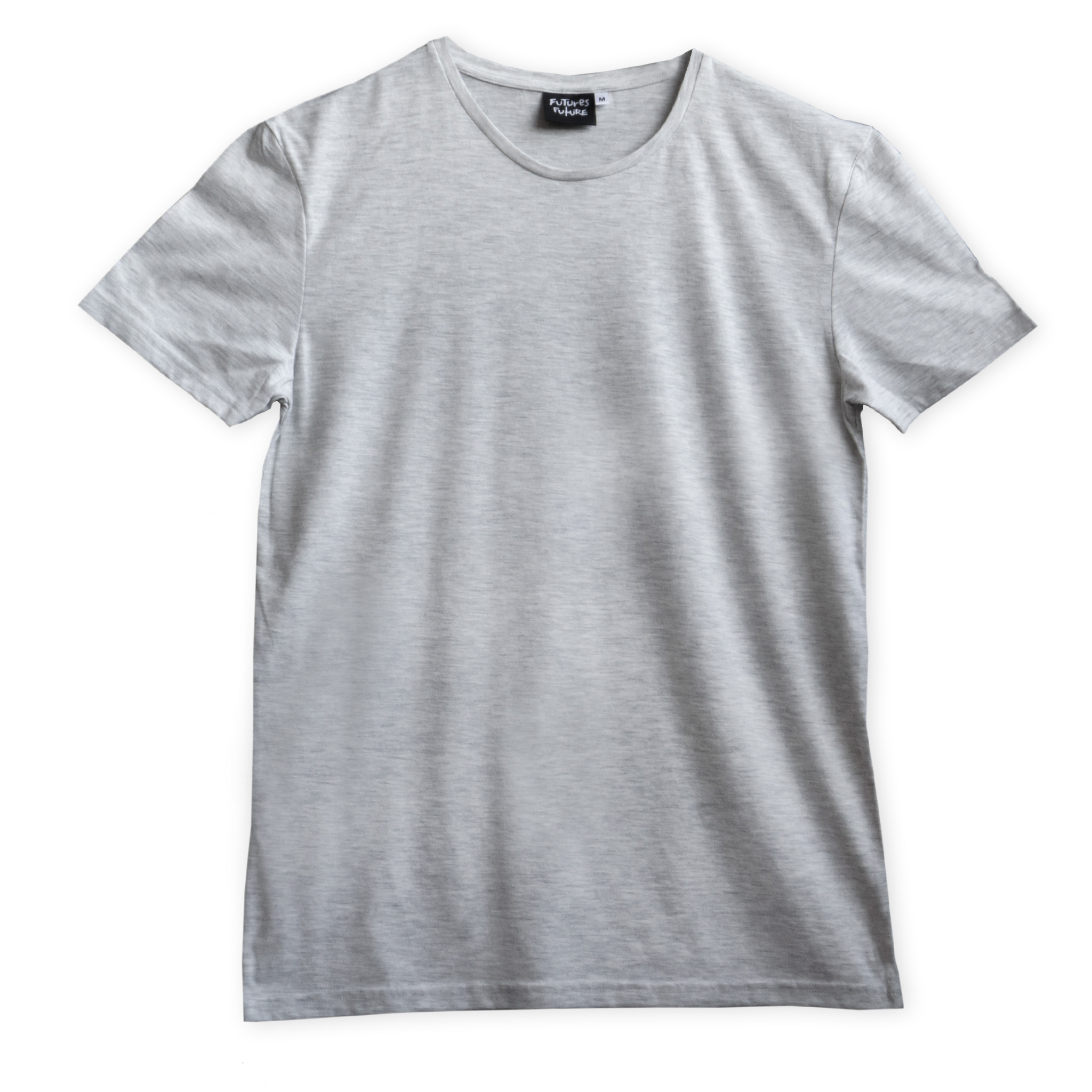 T-shirt men grey