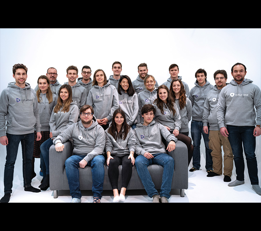 Hoodies for startup