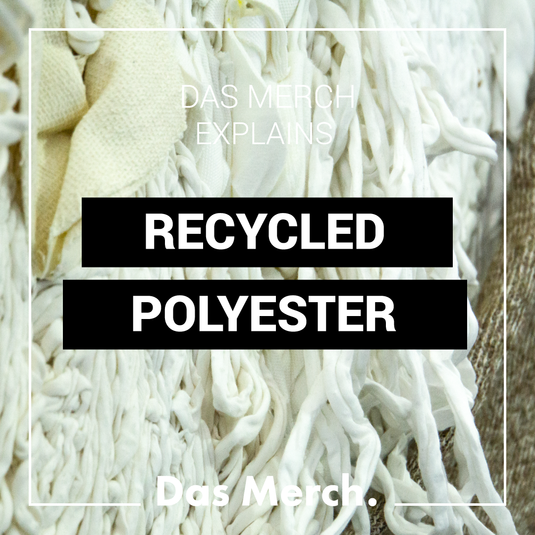 explaining recycled polyester